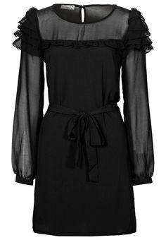 Deby Debo FRENE Black Dress