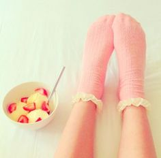 cozy pink #girly