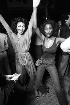 Studio 54, 1977   - HarpersBAZAAR.com