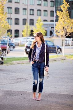 jillgg's good life (for less) | a west michigan style blog: my everyday style: more boyfriend jeans for fall with Topshop & Nordstrom!