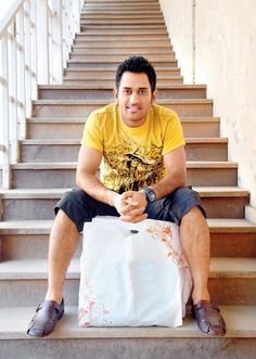 Awesome dhoni