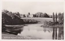 Blenheim Palace & Lake From Woodstock Gate, WOODSTOCK, Oxfordshire RP