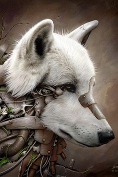 wild future wolf