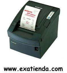 Ya disponible Impresora Samsung ticket srp 350 gs plus serie/USB/negra    (por sólo 244.89 € IVA incluído):   -Tipo:TERMICA -Conexión:SERIE/USB -Color:negro -Resolución:180DPI (7dot/mm) -Velocidad de Impresión:5.1 lin/seg -Alimentacion:AC 100~240V / DC 24V, 2.5A -Dimensiones:145 X 195 X 146 (W X L X H mm) -Otros: WIDTH :80mm PAPER ROLL DIAMETER :Max Ø 83mm PAPER LOADING :Drop in paper loading     Garantía de fabricante  http://www.exabyteinformatica.com/tienda/4183-i