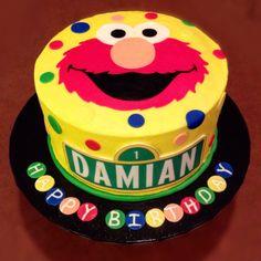Elmo Cake First Birthday 1st Party Themes