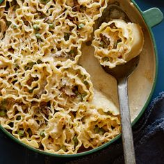 #recipes Chicken Alfredo Lasagna Roll Ups #foodie