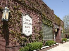 Have you been on the Canton Loop? You can see 5 great museums within 4.5 miles!