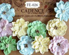 www.uskudarsanat.com Cadence-3D-Dekoratif-Cicekler-FE-026,PR-5397.html