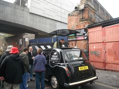 Have a Nice Coffee from A black cab