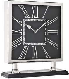 Butler Clock|yourstylefurnishings.com