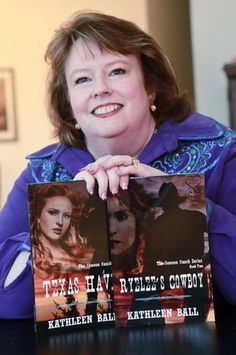 Keller western romance writer signs four-book deal | Northeast Tarrant | News from Fort ...