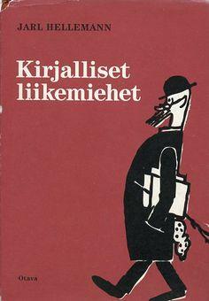 Hellemann Jarl: Kirjalliset liikemiehet, kustantajakuvia, Antikvaarin hinta: 10 EUR