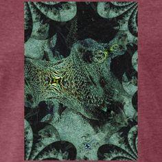Lezard Fractal - T-shirt Premium Homme Les Themes, Fractals, Shirt, Cloud, Man Women, Impressionism, Fashion Styles, Dress Shirt, Shirts
