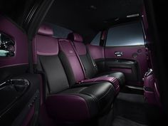 A Rolls-Royce can be customized — made bespoke, in RR-speak — in a nearly infinite number of ways.  From custom paint and leather colors to the starlight headliner (which can be built to illuminate...
