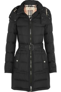 Burberry Brit | Quilted down coat | NET-A-PORTER.COM