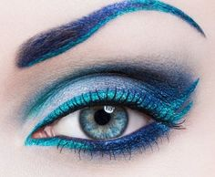 Makeup Tips for Blue Eyes   Home » Makeup Tips » Blue Eye Makeup Ideas For Women