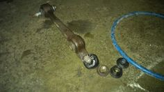 07 Ford fusion lower control arm and rear word arm replacement.