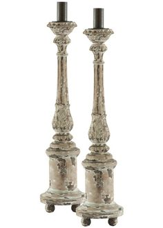 Aidan Gray Decor Ronse Candlestick Set of 2
