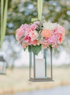 Pasha Belman is one of the top Myrtle Beach Photographers who specializes in wedding photography, family photography and high school senior photography. Hanging Flowers, Love Flowers, Beautiful Flowers, Hanging Lanterns, Floral Wedding, Diy Wedding, Wedding Flowers, Blue Wedding, Wedding Ideas