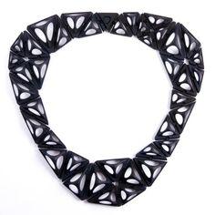 Tetra Kinematics 41-n necklace by nervoussystem on Etsy