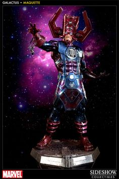 Galactus Maquette - Sideshow Collectibles - SideshowCollectibles.com