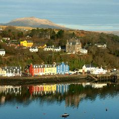 Isle of Mull - Tobermory
