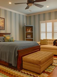 Winsome bedroom paint ideas for small rooms and small bedroom paint colors Boys Room Design, Minimalist Bedroom, Bedroom Design, Vintage Sports Bedroom, Kids Bedroom Designs, Bedroom Vintage, Bedroom Decor, Boy Room Paint, Bedroom Colors