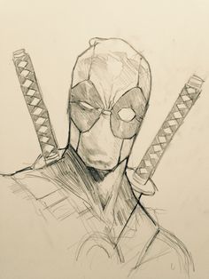 Dave Seguin - Deadpool