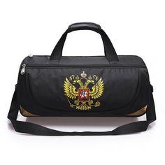 ba086e1ba7 LEZAIJIONGTU Quality Waterproof Sports Bag Training Gym Bag Men Women Fitness  Bags Travel Shoulder Handbag Russian