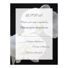 ShoppingWedding RSVP Invitation Card -- Orchids Invitationso please read the important details before your purchasing anyway here is the best buy
