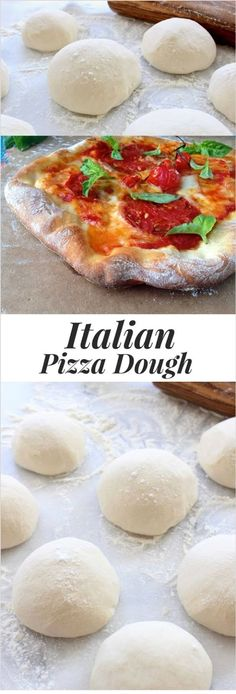 Rustic Italian Pizza Dough Recipe Video, hands down the best homemade pizza dough recipe: thin, crispy & a little chewy. Just like in Italy! Rustic Pizza Dough Recipe, Italian Pizza Dough Recipe, Dough Pizza, Pizza Pizza, Pizza Dough Recipes, Making Pizza Dough, Healthy Pizza Dough, Best Bread Machine Pizza Dough Recipe, Best Calzone Dough Recipe