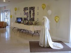 Scrub That!: It was a Pinterest Inspired 50th Anniversary Party!