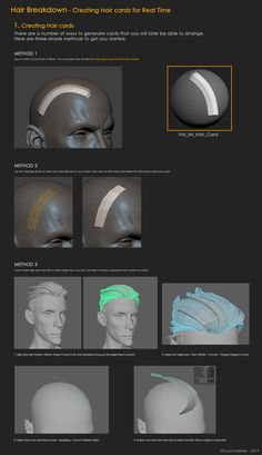 Here are a couple of breakdowns from my Howler project. Big thanks to Adam Skutt who I learned a lot from regarding the hair. Link to project: https://www.artstation.com/artwork/1G0Gq