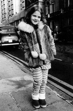 little Drew Barrymore