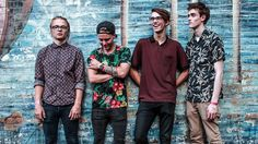 The best band!!!! Omg!!! Take 20mins and go look them up!!!!! Hippo Campus.