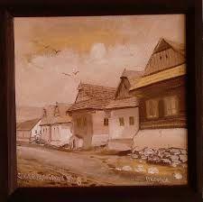 Výsledok vyhľadávania obrázkov pre dopyt obrazy drevenice Painting, Art, Art Background, Painting Art, Kunst, Paintings, Performing Arts, Painted Canvas, Drawings