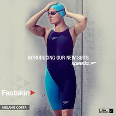 Introducing our new Fastskin suits - now available for pre-order online > store.speedo.com