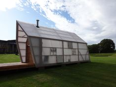 A Shed of One's Own: An Exploration of Architectural Sheds and Writer's Bothies