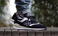 New Balance 997 BBK - 2015 (by tupscnvlt) Pack and travel with shoe trees a01c3dfdfc