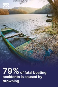 Boat Accidents are not as uncommon as you think. According to the American Boating Association, the Coast Guards reported approximately 4,168 accidents in 2019. Having Boat Insurance protects you from all the possible liabilities. Get a quote today! Used Sailboats, Small Sailboats, The Boat Club, Water Quotes, Bodily Injury, Boat Insurance, Sport Boats, Best Boats, Us Coast Guard