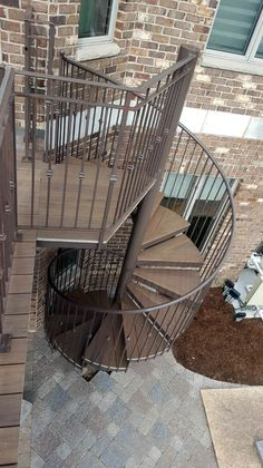 Elite used spiral staircase for sale on this favorite site Spiral Staircase For Sale, Spiral Staircase Dimensions, Staircase Design, Tiny House, Small Spaces, Stairs, Exterior, Outdoor, Outdoors