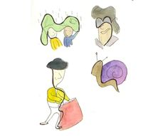 Borrijato: Dibujar inventando de un garabato http://www.juntines.com/?idPlan=177