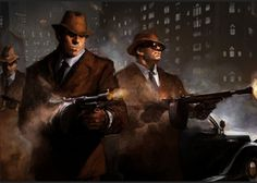 Which is better: A Mafia or a Government?