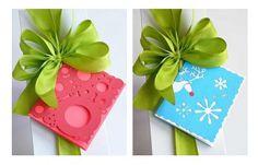 Carolyn Roehm Bright Christmas Gift Tags