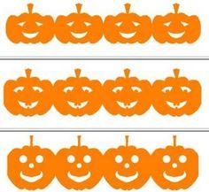 Pumpkin Cutting Patterns