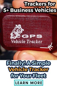 5 Vehicles in your business? Sign-up here to compare vehicle trackers from top suppliers in With real-time GPS tracking dash cams and route optimisation you could massively improve the efficiency of your fleet. Car Tracking Device, Gps Tracking, Gadget, Small Space Interior Design, Car Cleaning Hacks, Wireless Home Security Systems, Cool Inventions, Business Signs, Mo S