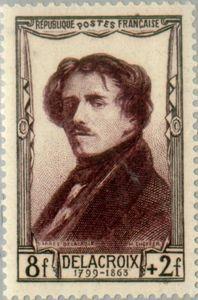 Eugene Delacroix (1799-1863)
