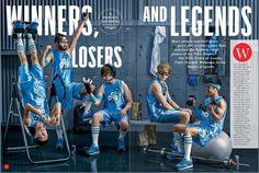 Dünyaca ünlü Playboy dergisi önümüzdeki dönemlerde içinde, Amerikanın önde gelen takımlarından Cloud 9 ′ı da içeren bir League of Legends yazısı  http://www.pchocasi.com/cloud-9-playboy-dergisine-cikiyor/