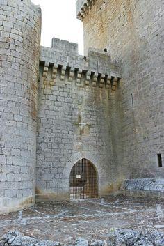 Castillo de Villalonso, Zamora