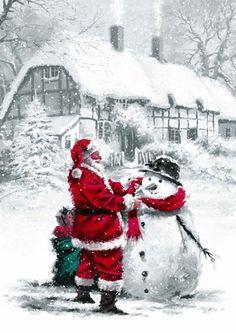 Richard Macneil ~ Christmas